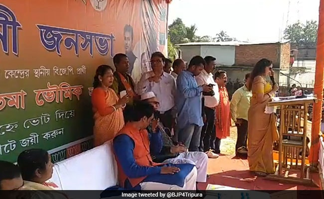 Tripura Assembly Elections 2018 In Pics