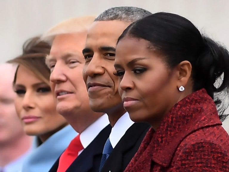 5 Pics: The Trump Era Begins