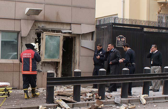 Suicide bombing in Turkey