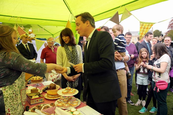 UK Elections 2015: It\'s Time For Some Campaigning
