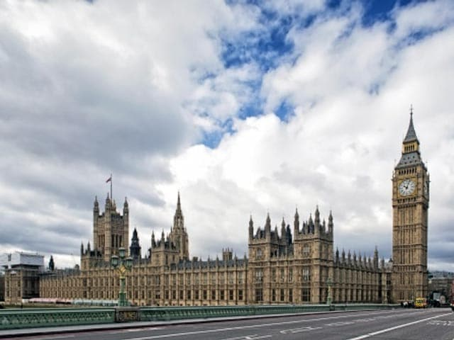 Photo : UK Elections 2015: It's Time For Some Campaigning