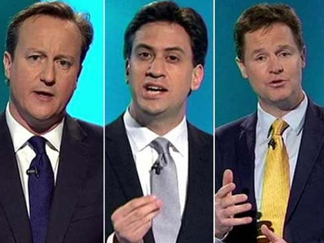 Photo : UK Elections 2015: A Look at The Top Contenders