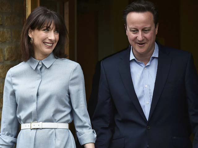 Counting On in UK Election: Exit Polls Show David Cameron\'s Conservaties Ahead Than Labour Party