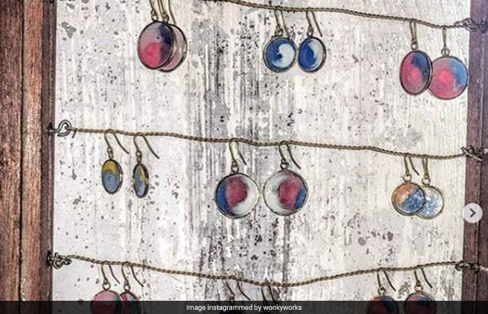 Best From Waste: Woman\'s Passion For Glass Leads To A Upcycling Store In Vadodra