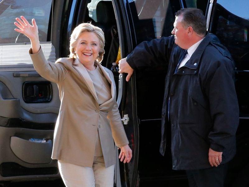 Photo : अपना 45वां राष्ट्रपति चुनने के लिए अमेरिकी मतदाताओं ने किया मतदान