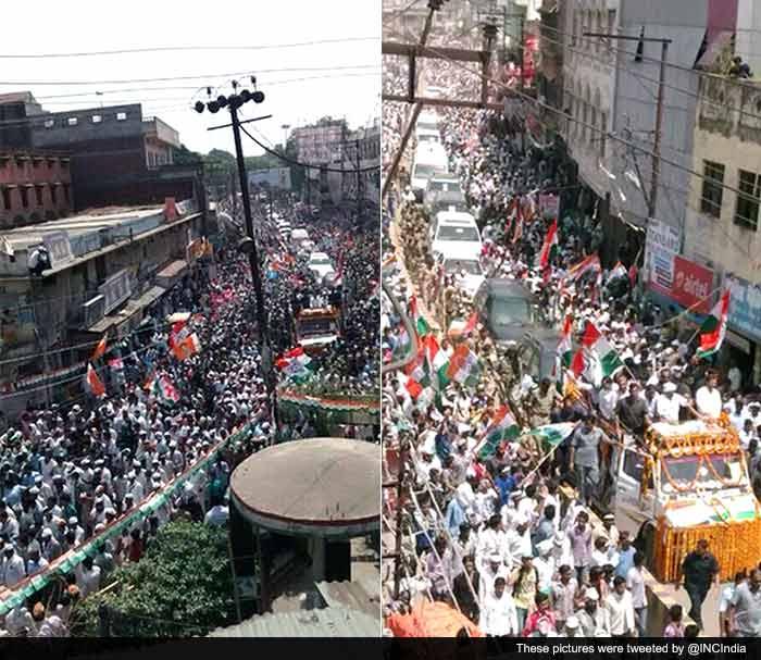 Varanasi\'s Day of Roadshows