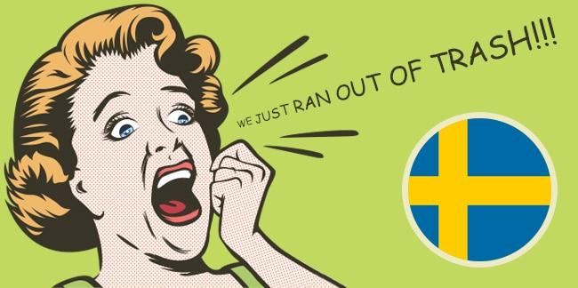 Heat homes through waste management in Sweden