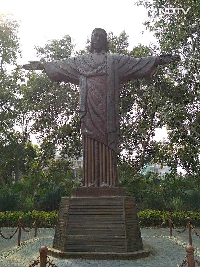 Seven Wonders Of The World: 10 Things To Know About Delhi\'s Own Waste To Wonder Park