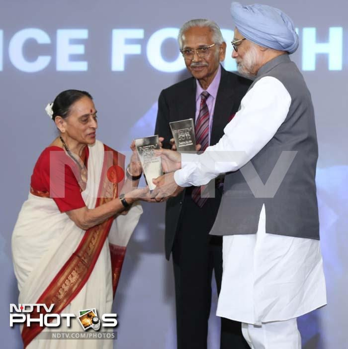 Indian of the Year award: Winners