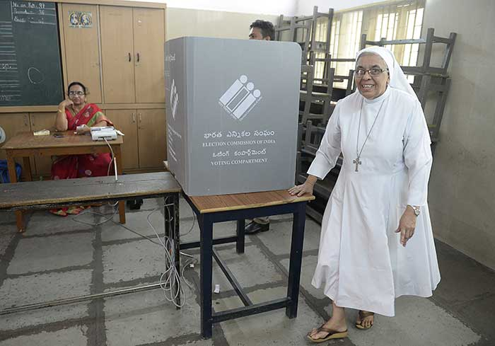Women Voters Outnumber Men To Cast Their Vote During Phase 1 Of Lok Sabha Polls
