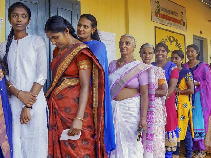 Women Turn Out In Huge Numbers As India Votes In Third Phase Of Lok Sabha Polls