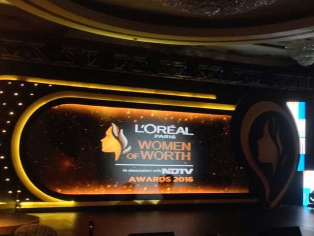 Gearing Up for the Women of Worth Awards 2016