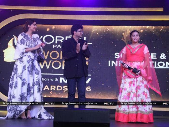 Women of Worth: Meet the Awardees