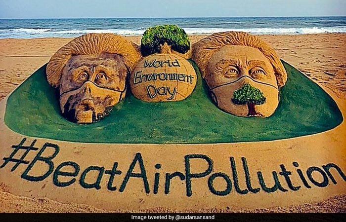 India Celebrates World Environment Day 2019 To #BeatAirPollution