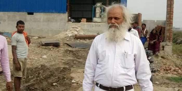 Guddu Baba Gives 19 Years Of His Life To River Ganga