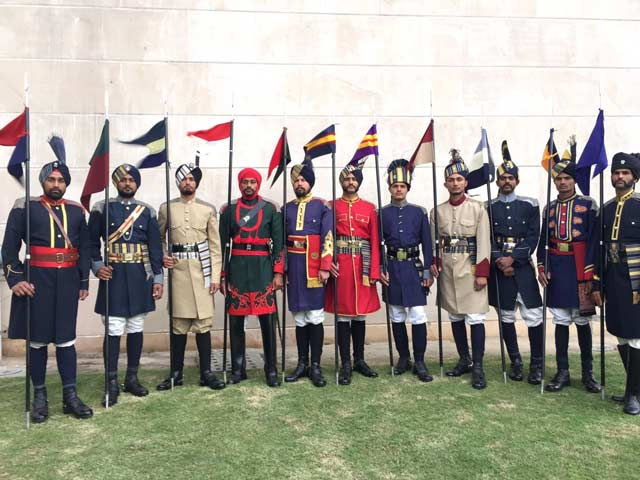 Photo : On 100 Years of  World War I, Army Celebrates Role of Indian Soldiers