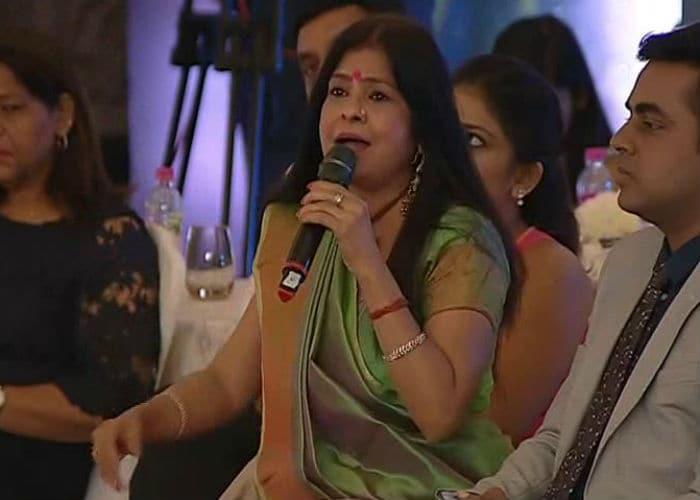 NDTV यूथ फॉर चेन्ज : सोनम कपूर ने की बदलाव की बात...