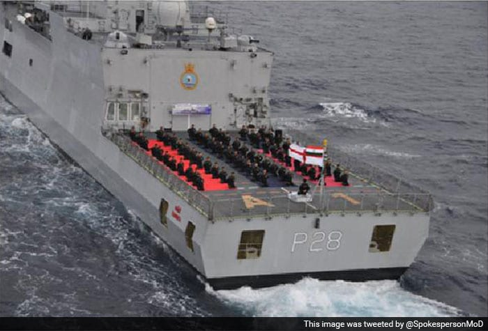 International Yoga Day: Navy Plans Special Yoga Sessions on Board Warships