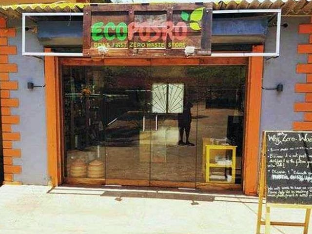 Photo : Goa's First Zero Waste Store Is Here To Help Live A Sustainable Lifestyle