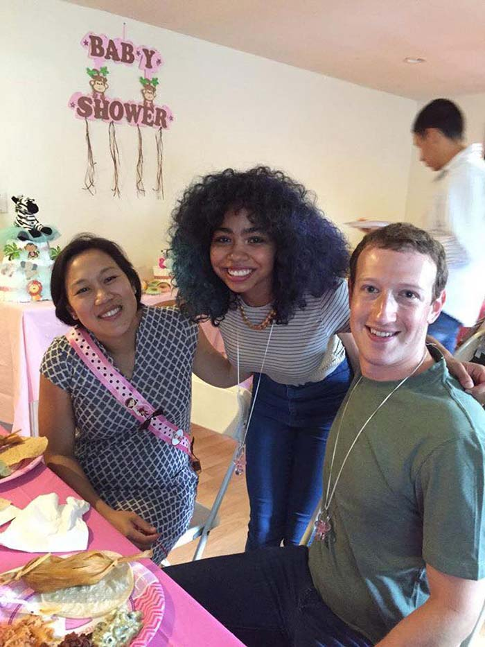 Facebook Founder Mark Zuckerberg\'s Family Pictures are Adorable