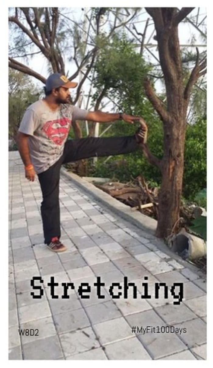 Push-ups, More Liquid Intake: Santosh Bangera\'s Fitness Diary