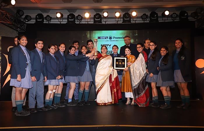 Behtar India Awards: Sushant Singh Rajput Addressed Felicitation Ceremony