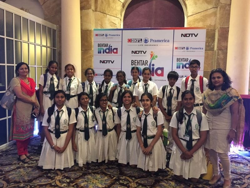 Photo : In Pics: Bengaluru Corporates And Students At Behtar India's CSR Convention