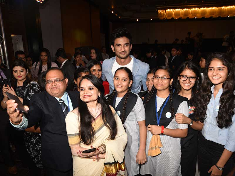 Photo : In Pictures: Sushant Singh Rajput Launched Behtar India Campaign
