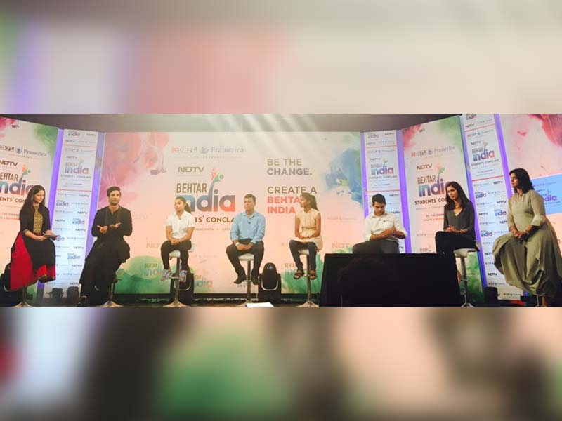 Photo : Behtar India Conclave: Highlights From India's Biggest Students' Conclave