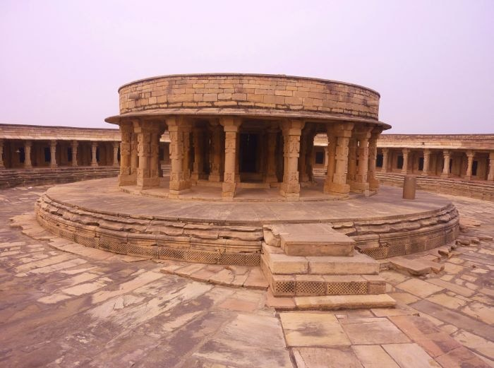 Chausath Yogini Temple: A striking similarity to the Indian Parliament