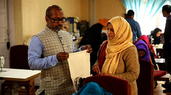 USHA Silai School Reaches Picturesque Kashmir, Brings A Wave Of Change