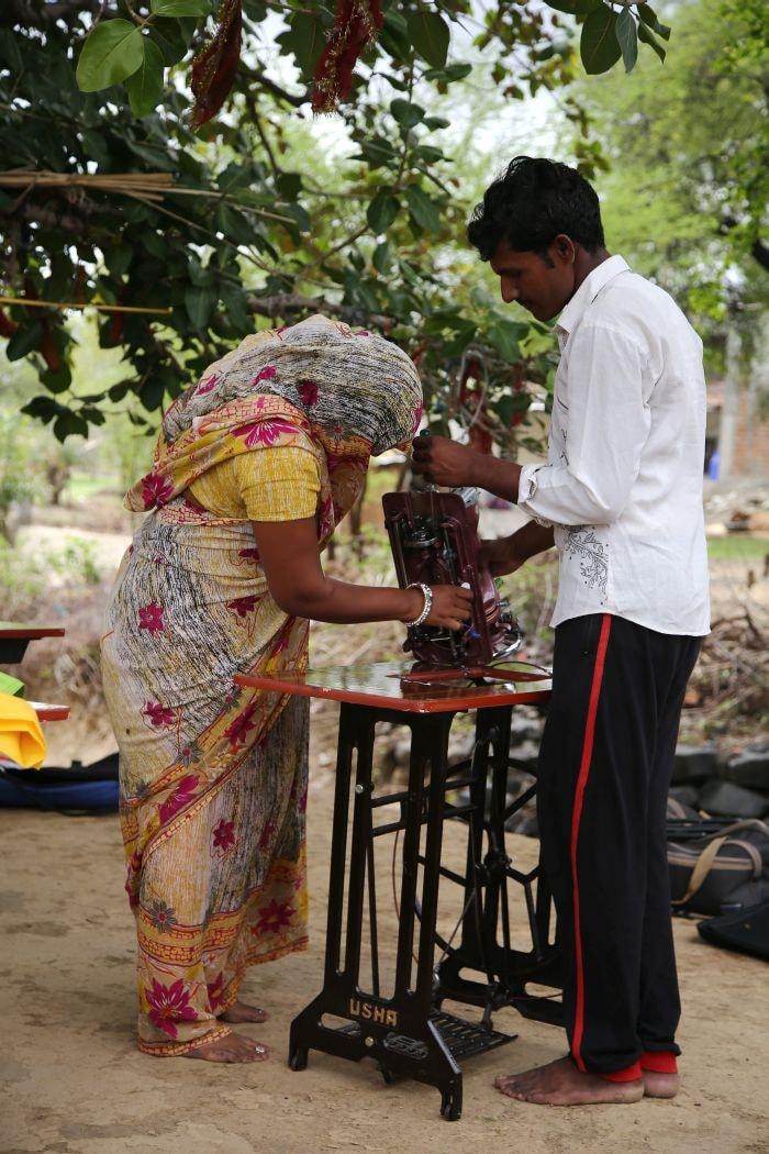 Once Manual Scavengers, Bhagwanta Bai And Anusuya Are Now Building Their Own Legacy