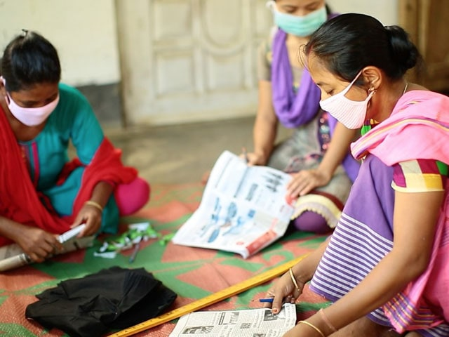 Here Is How Businesses Are Helping USHA Silai School Create New Livelihood Opportunities For Women In Need