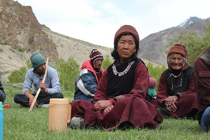 Lighting The Himalayas: Picnic at 12,000 Feet