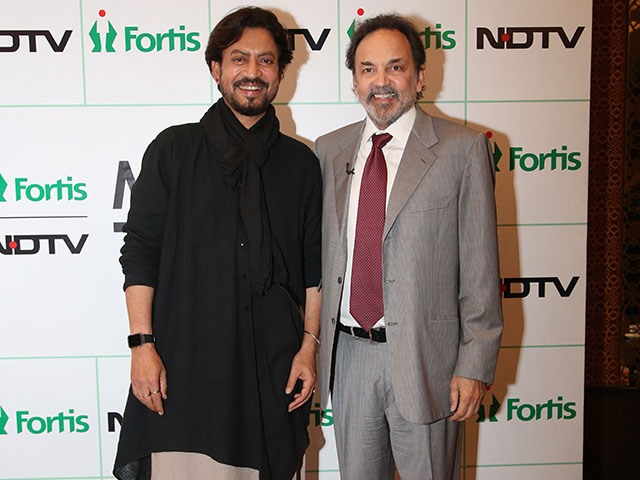 In Pics: NDTV-Fortis Launch Campaign To Promote Organ Donation
