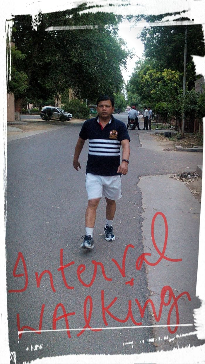 Bhure Singh: Exercise Makes Me Happy!