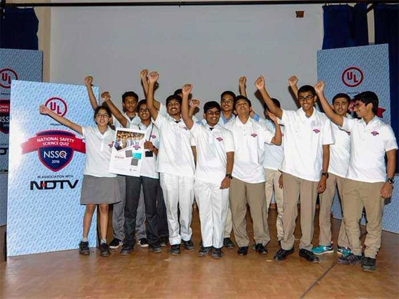 National Safety Science Quiz 2016: Bengaluru Students Participated In The Zonal Round