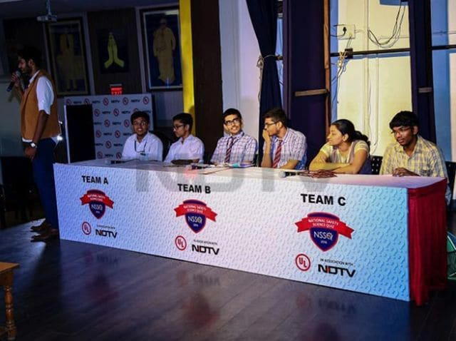 In Pics: Zonal Round Of The National Safety Science Quiz 2016 Held In Chennai