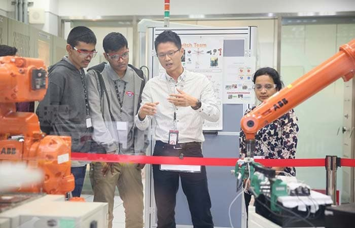 In Pics: Winners Of NSSQ 2016 Learning Safety Parameters At UL Labs, Taiwan
