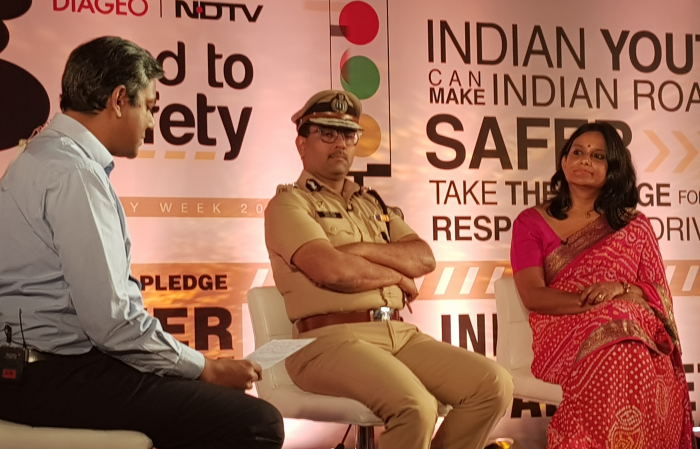 In Pics: Police Officials And Experts Come Together For A Talk On Road Safety