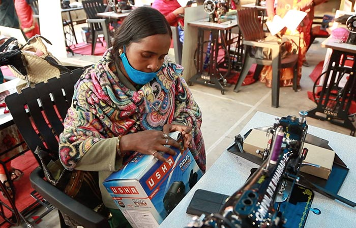 USHA And State-Owned Enterprises Are On A Mission To Empower Poor Women In Jharkhand And Odisha