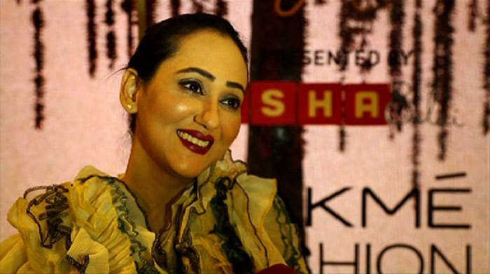 Hard Work Pays Off, Women From Kashmir Reach Their Destination - Lakme Fashion Week 2019
