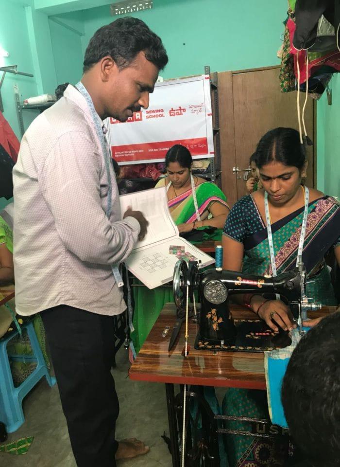 USHA Silai School Turns Savior For People Of Mori Village Of Andhra Pradesh