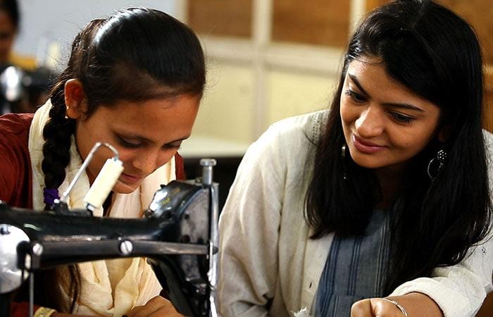 USHA Silai School Changes Life Of Women Through Lakme Fashion Week