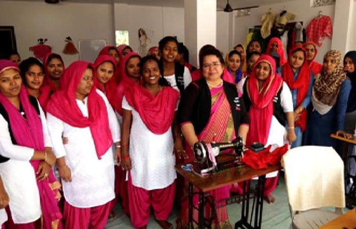 In A Bid To Empower Women, USHA Silai School Reaches Remotest Islands And Villages