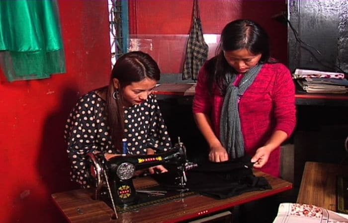 USHA Silai Shool Programme Creates Opportunities For Women In Nagaland
