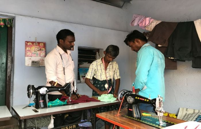 Helping Improve Rural Household Incomes In India, USHA Silai School Trains Men Across The Country
