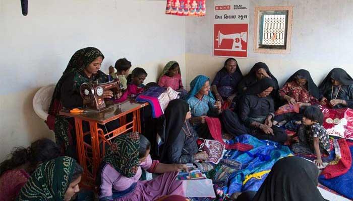 Kushalta ke Kadam: Aiming for Independence Through Stitching