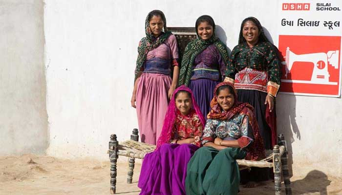 Kushalta ke Kadam: Aiming for Independence Through Stitching