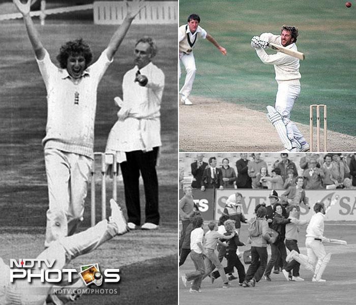 1981: England beat Australia by 18 runs